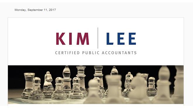 [KITA 특별회원사 News] Kim & Lee News for Monday, September 11, 2017