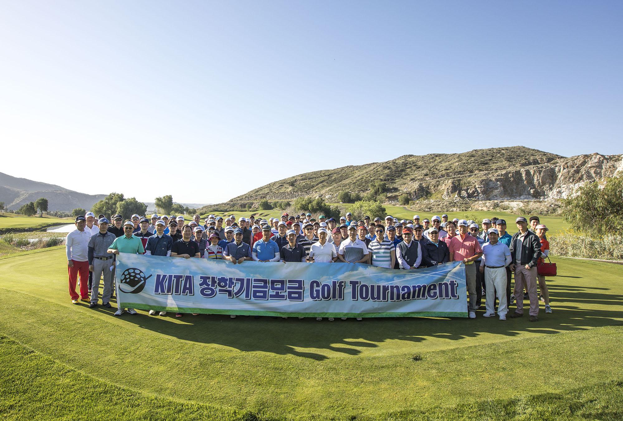 2018 상반기 장학 기금 모금 Golf Tournament 성료