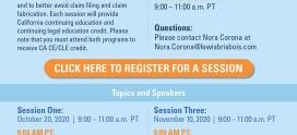 2020 EP/WC Virtual Seminar Invitation (LBBS 제공)