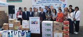 한국 기업들, 흑인 커뮤니티 코로나19 극복 지원