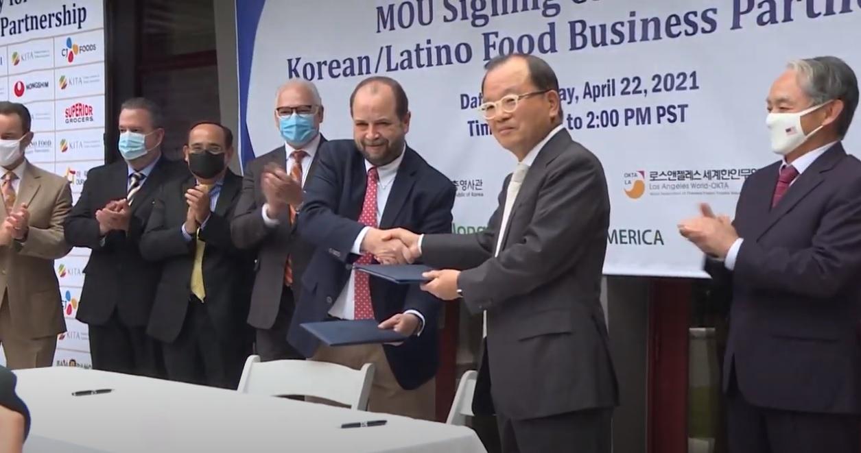 KOREAN LATINO FOOD BUSINESS PARTNERSHIP