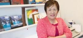 """""""달력은 효과 높은 홍보수단""""…CMA디자인상 수상 글로리캘린더 헬렌 박 대표"""